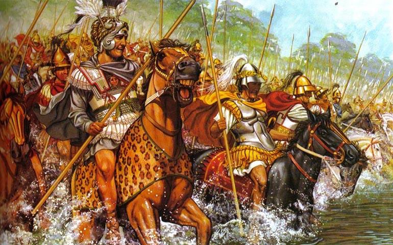 alejandro-cruzando-el-granico-caballos-guarnicioneria-el-rubio-talavera-de-la-reina-doma-vaquera